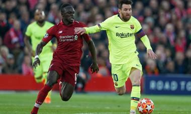 Liverpool v Barcelona, UEFA Champions League Semi Final Second Leg, Football, Anfield, Liverpool, UK - 07 May 2019