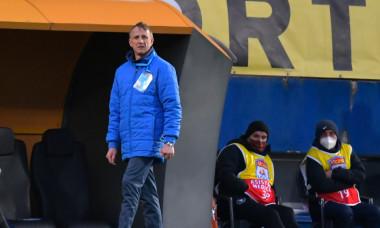 Emil Săndoi, antrenorul Chindiei / Foto: Sport Pictures