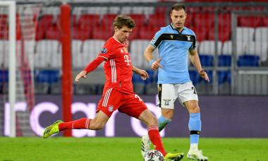 Bayern München v SS Lazio - UEFA Champions League Round Of 16 Leg Two