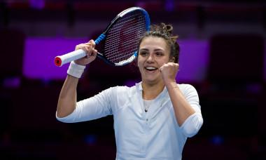 WTA St Petersburg Ladies Trophy, Tennis, St Petersburg, Russia - 17 Mar 2021