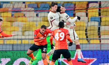 Shakhtar Donetsk vs Roma - Ritorno ottavi di Europa League 2020/2021