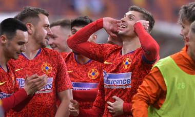 Florin Tănase, în meciul cu CFR Cluj / Foto: Sport Pictures