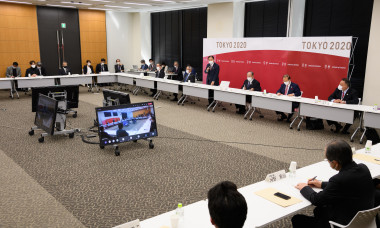 Tokyo 2020 Hold Executive Board Meeting To Decide New President After Mori's Resignation