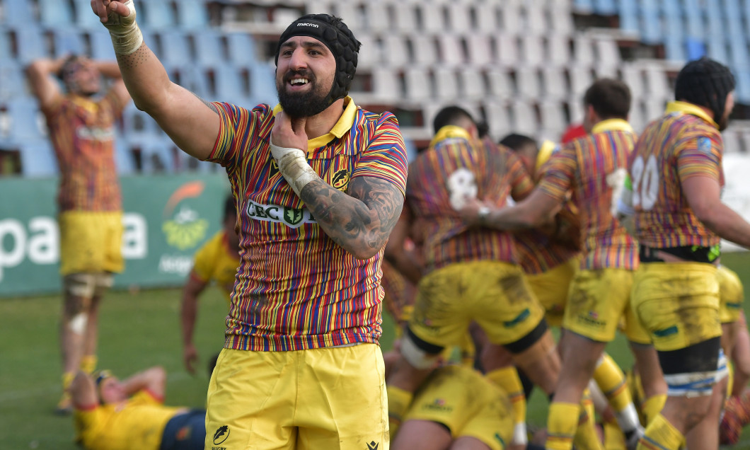 RUGBY:ROMANIA-SPANIA, RUGBY EUROPE CHAMPIONSHIP (20.03.2021)