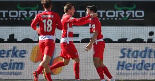 1. FC Heidenheim 1846 v Fortuna Düsseldorf - Second Bundesliga