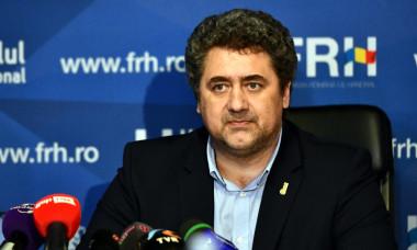 Alexandru Dedu, președintele Federației Române de Handbal / Foto: Sport Pictures