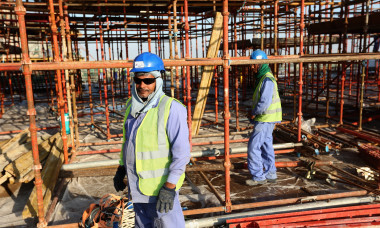 Construction Continues at 2022 FIFA World Cup Qatar Stadiums