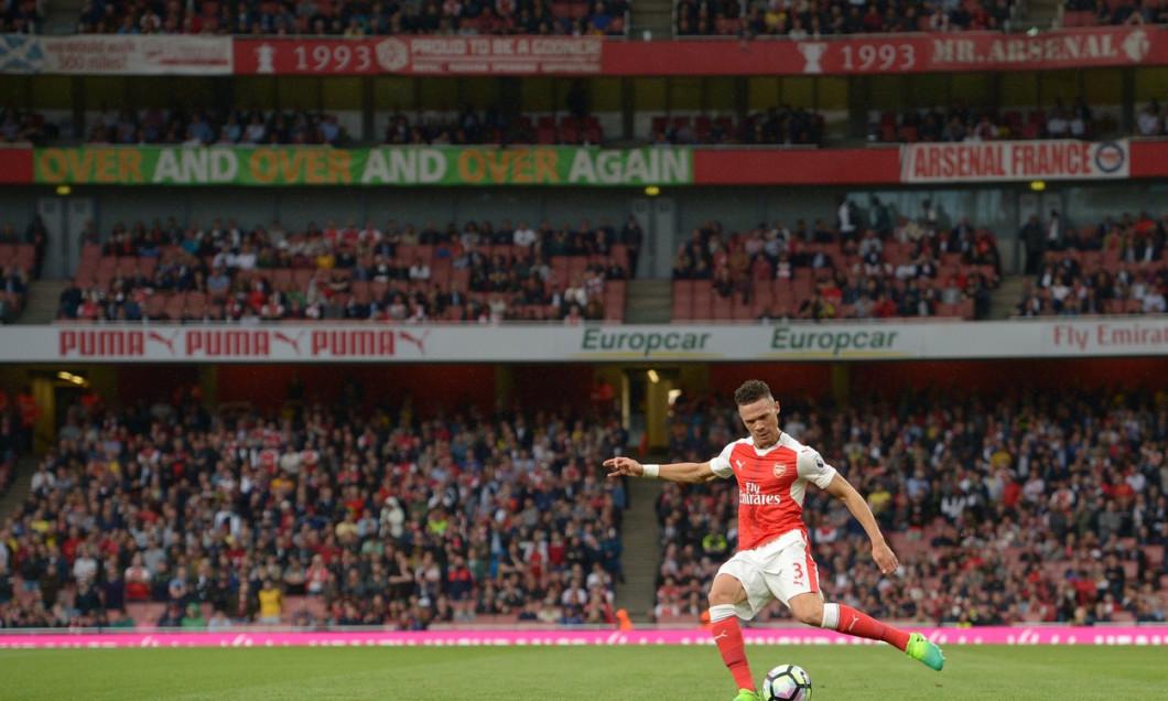 Football - Premier League 2016/17 Arsenal v Sunderland Emirates Stadium, Hornsey Rd, London, United Kingdom - 16 May 2017