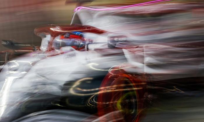 Formula 1 Championship, Pre-season testing - 14 Mar 2021