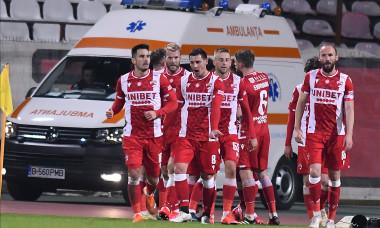 FOTBAL:DINAMO BUCURESTI-FC VOLUNTARI, LIGA 1 CASA PARIURILOR (20.11.2020)