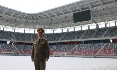 Mădălin Hîncu, comandant CSA Steaua / Foto: Facebook@Madalin Hincu