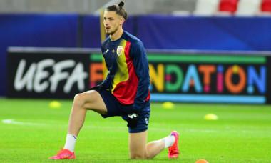FOTBAL:ANTRENAMENT ROMANIA U21, EURO 2021 (23.03.2021)