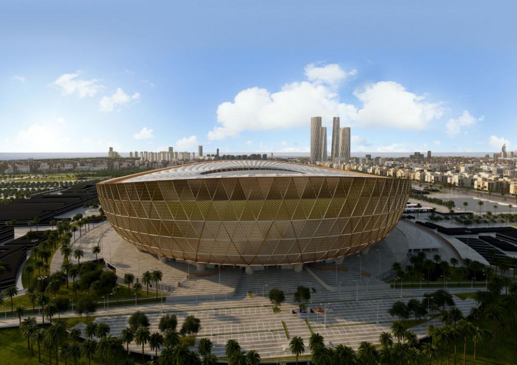 Qatar 2022 FIFA World Cup: Tournament Organisers Unveil Design For Lusail Stadium