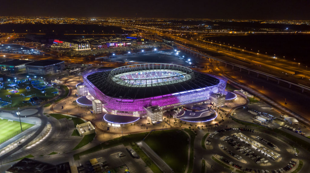 Qatar Inaugurates Fourth FIFA World Cup 2022 Venue, Ahmad Bin Ali Stadium