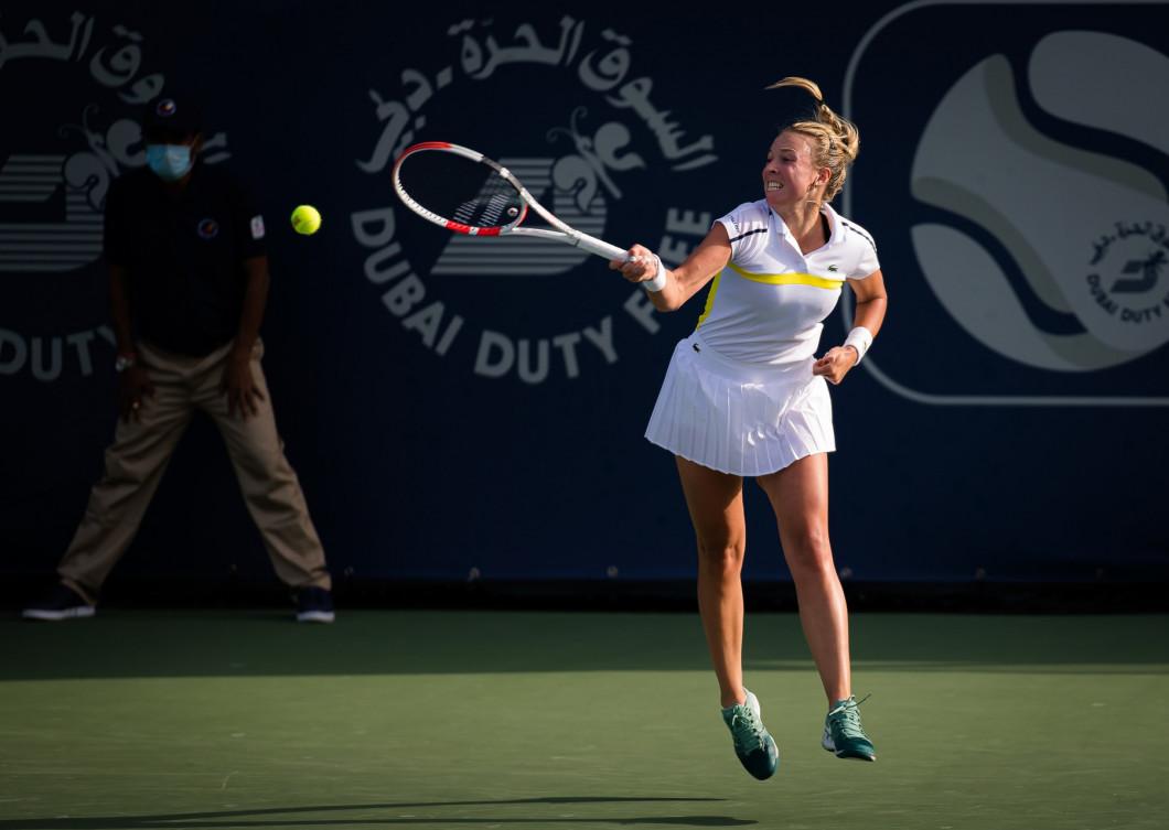 2021 Dubai Duty Free Tennis Championships Day 3