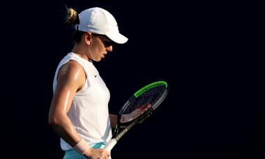 Simona Halep, locul trei WTA, la Miami / Foto: Getty Images