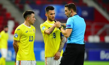 FOTBAL:ROMANIA U21-OLANDA U21, EURO 2021 (24.03.2021)