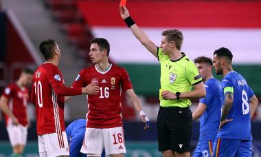 România a învins Ungaria cu 2-1 la Euro U21 / Foto: Profimedia