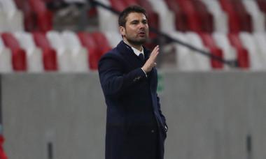 Adrian Mutu, selecționerul naționalei de tineret / Foto: Profimedia