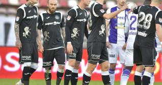 FOTBAL:FC ARGES-CSM POLITEHNICA IASI, LIGA 1 CASA PARIURILOR (8.03.2021)