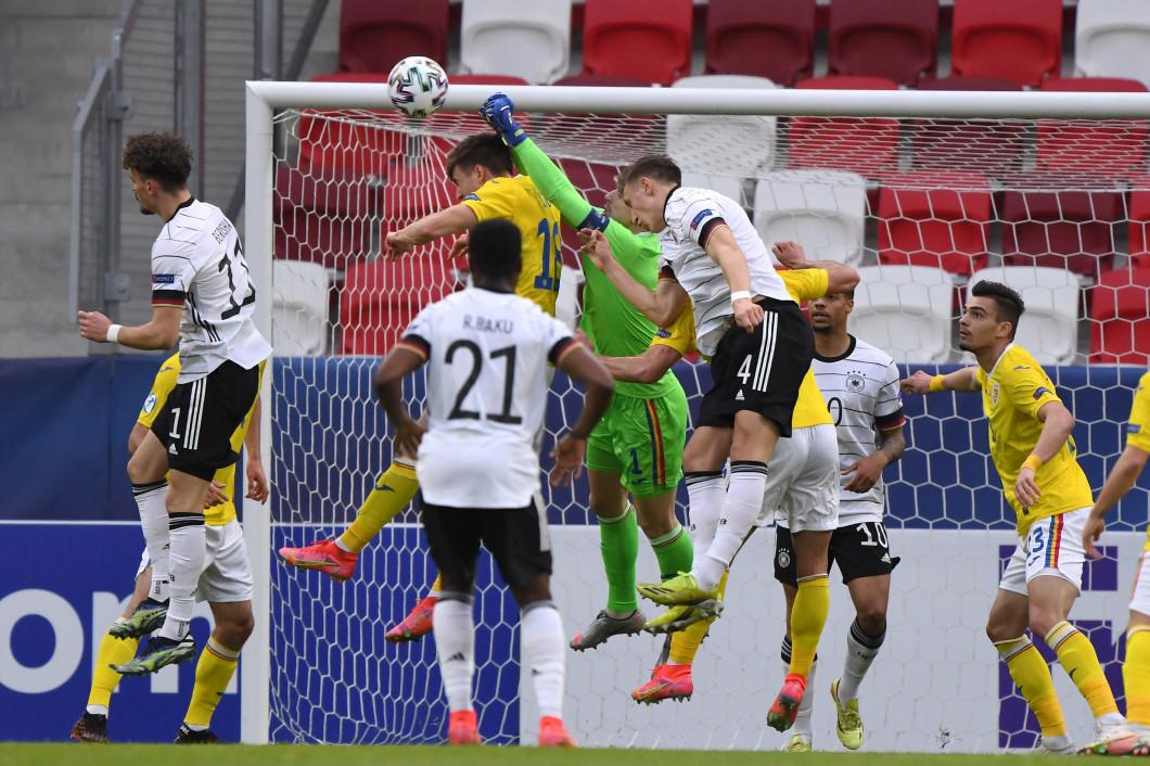 România - Germania, la Euro U21 / Foto: Profimedia