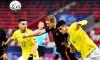 Alex Pașcanu, în meciul Olanda U21 - România U21 / Foto: Profimedia