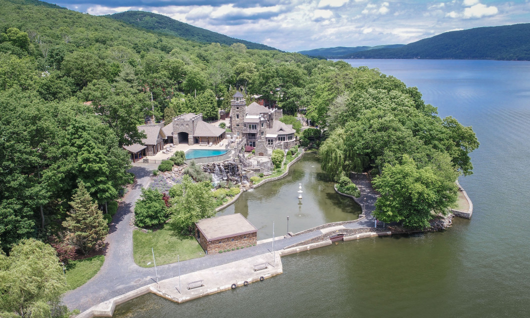 Derek Jeter is selling his New York castle for a staggering $14.75million.