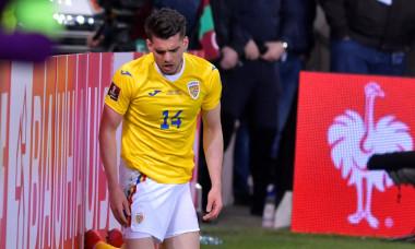 Ianis Hagi, în meciul România - Germania 0-1 / Foto: Sport Pictures