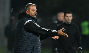 Alexandru Pelici, antrenorul lui CS Mioveni / Foto : Sport Pictures