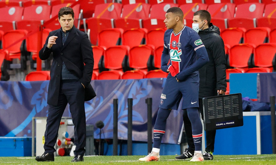 French Cup - Paris Saint Germain v Lille