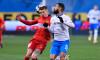 Marius Constantin și Florin Tănase, în meciul Universitatea Craiova - FCSB / Foto: Sport Pictures