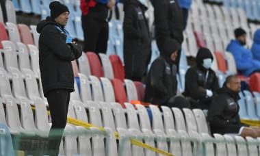FOTBAL:CHINDIA TARGOVISTE-FC VOLUNTARI, LIGA 1 CASA PARIURILOR (5.04.2021)