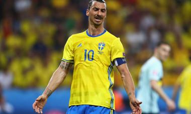 Sweden v Belgium - Group E: UEFA Euro 2016
