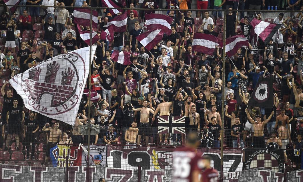 CLUJ-NAPOCA: CFR CLUJ - CELTIC FC, Uefa Champions League