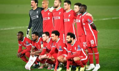 Real Madrid v Liverpool, UEFA Champions League Quarter-final, Football, Santiago Bernabeu Stadium, Madrid, Spain - 06 Apr 2021