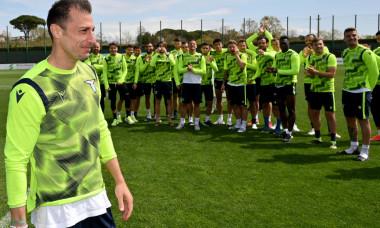 SS Lazio Training Session