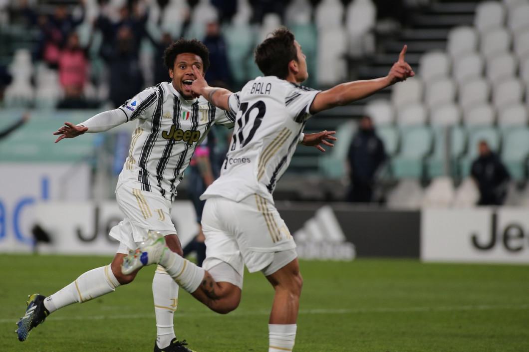Italian football Serie A match - Juventus FC vs SSC Napoli
