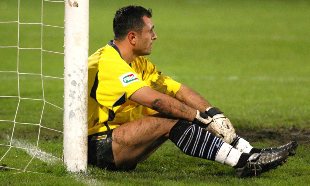 FOTBAL:FC NATIONAL-FC ARGES 1-1 DIVIZIA A (18.10.2003)
