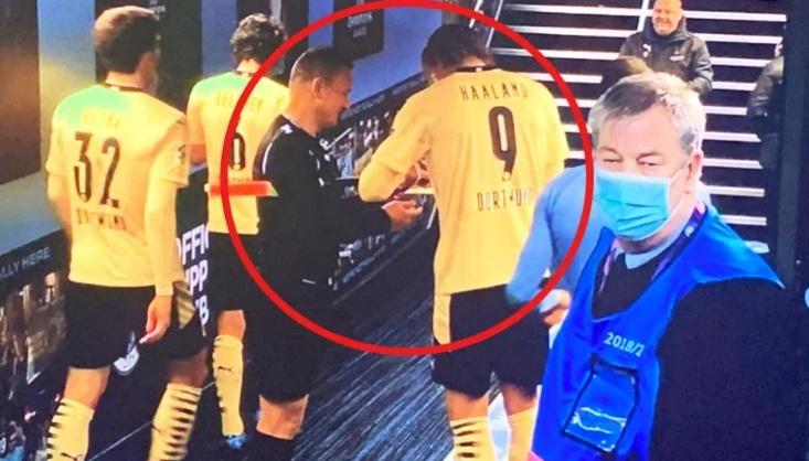 """Reacția lui Octavian Șovre după ce a fost apostrofat de UEFA: """"Știu că acțiunea mea nu s-a încadrat în norme"""""""