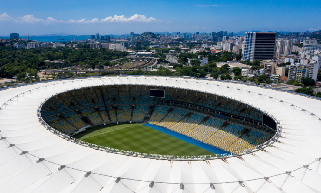Maracana Stadium To Be Renamed After Brazilian Legend Pelé