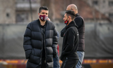 FOTBAL:AFK CSIKSZEREDA MIERCUREA CIUC-FC RAPID, LIGA 2 CASA PARIURILOR (6.04.2021)