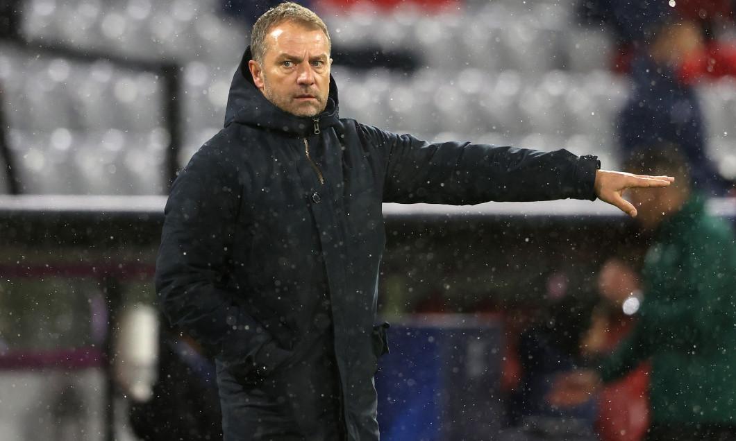 Hansi Flick, antrenorul lui Bayern Munchen / Foto: Getty Images