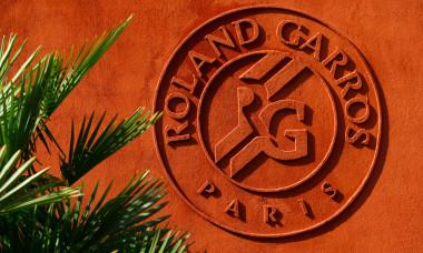 Logo-ul Roland Garros / Foto: Getty Images