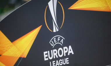 Logo-ul Europa League / Foto: Getty Images