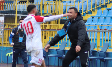 FOTBAL:FC HERMANNSTADT-FC ARGES, LIGA 1 CASA PARIURILOR (03.04.2021)