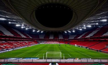 Spanish football La Liga match - Athletic Club and Granada CF, bilbao