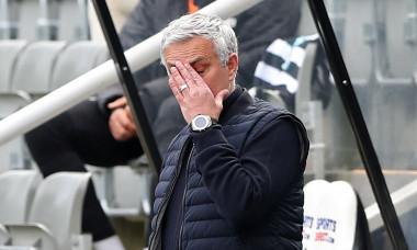Jose Mourinho, antrenorul lui Tottenham / Foto: Profimedia