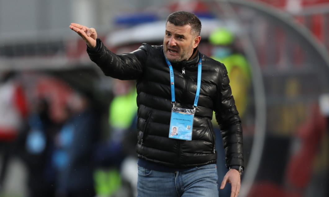Laszlo Balint, antrenorul UTA-ei Arad / Foto: Sport Pictures