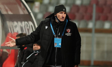 Gigi Mulțescu, antrenorul lui Dinamo / Foto: Sport Pictures