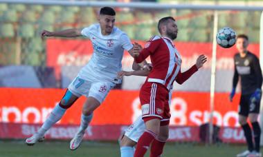 Iulian Cristea, în meciul Sepsi - FCSB / Foto: Sport Pictures